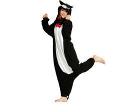 Кигуруми Черная кошка - купить в интернет-магазине kgrm.ru 05e124591fe9b