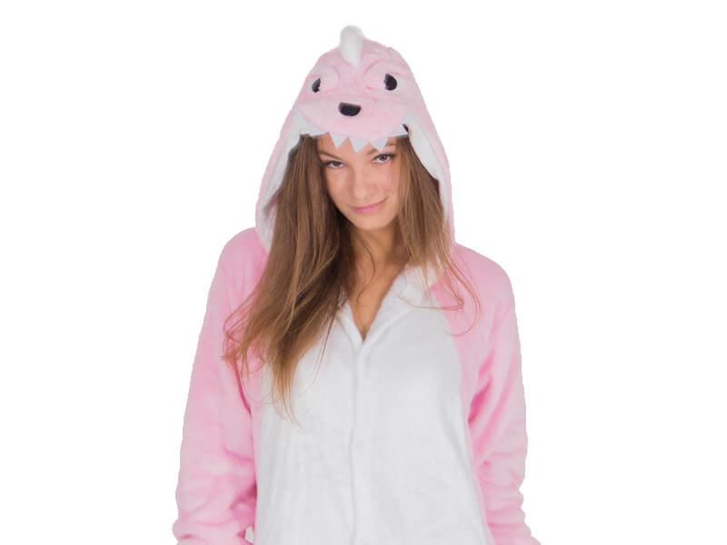 Кигуруми Динозавр розовый купить за 2 190 руб. в Москве с доставкой 16adff61c13cb